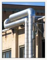 Duct Work of Industry