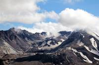 Mount St Helens lava dome 2