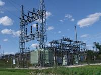 Simms Avenue Iowa Power & Light 69-kV Substation