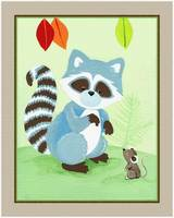 Raccoon Friend