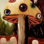 """""""mushroom tower"""" by chahashi"""