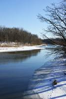 Rocky River Winter