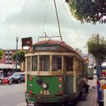 """San Francisco Trolley Car"" by Ffooter"