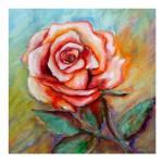 Flower Study by Kris Courtney