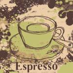 """Cup of coffee iepresso"" by Aneri"