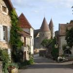 """Chateauneuf France"" by marilyndunlap"