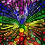 """Rainbow Meditation"" by CiceRivera"