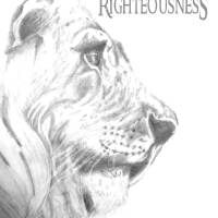 """Righteous Lion"" by Destiny Ziarkowski"