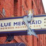 """San Francisco Blue Mermaid"" by Ffooter"
