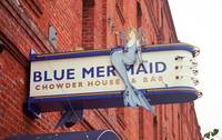 San Francisco Blue Mermaid 2007
