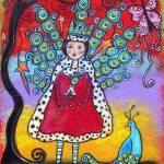 """""""The Peacock Queen"""" by juliryan"""