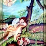 """il sonno"" by antoniosellart"