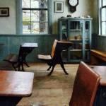 """One Room Schoolhouse"" by susansartgallery"