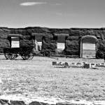 """""""Fort Union Freight wagon"""" by Mac"""