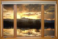 Golden Ponds Window with a View