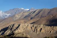Scenery from Road to Jomsom