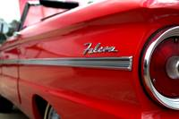 1963 Ford Falcon Name Plate