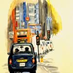 """Morning Traffic"" by Ambika"