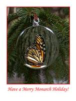 Merry Monarch Holiday
