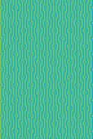 Op Art 3 - Blue & Green