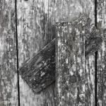 """Barn Door Latch B&W"" by nakedeyephotography"
