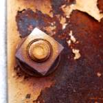 """Rusty Bolt"" by nakedeyephotography"