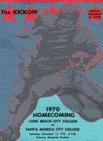 1970s Homecoming Football Game -
