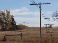Tilford, South Dakota Preserved Bell System Lead