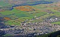 The Kilbroney Area of Rostrevor