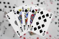 Playing Cards Royal Flush