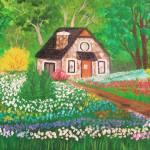 """""""Fairy Cabin"""" by elajanus"""