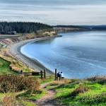 """The View Ebey Landing"" by gopnw"