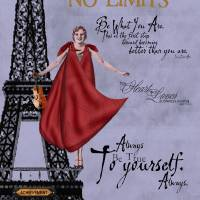 Be True to Yourself Art Prints & Posters by Carolyn Purser