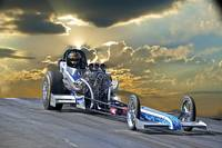 Top Fuel Nostalgia Dragster