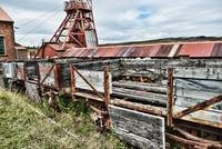 Derelict Coal Wagon 2