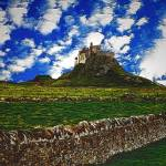 """Holy Island Castle"" by ianjeffrey"