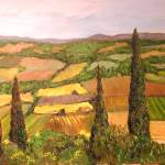 """Tuscany"" by ShackPaintings"