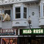 """Haight Ashbury Detail, San Francisco"" by SederquistPhotography"