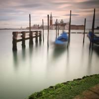Venice: Gondola Art Prints & Posters by Nina Papiorek