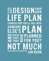 Design Your Life • Blue