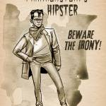 """Frankenstein Hipster"" by robwoodrum"