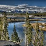 """Teton Range and River"" by VHarris"