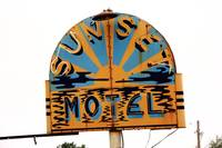 Route 66 - Sunset Motel