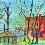 """""""Drukenmiller Park"""" by amyrims"""
