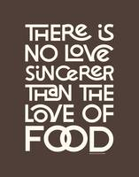 Sincere Love of Food • Chocolate