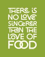 Sincere Love of Food • Apple