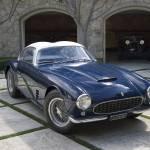 """1956 Ferrari 250 GT Zagato"" by roadandtrackphotos"