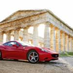 """2009 Ferrari California"" by roadandtrackphotos"