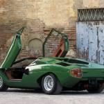 """Lamborghini Countach Prototype 1971"" by roadandtrackphotos"