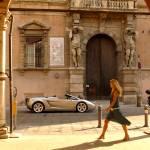 """""""2007 Lamborghini Gallardo Spyder"""" by roadandtrackphotos"""